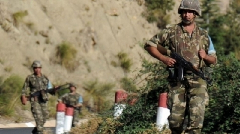 القصرين : الجيش الوطني يقبض على إرهابي ويقضي على إرهابيين آخرين!