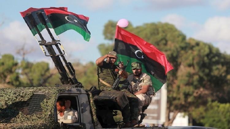 مقتل وإصابة 9 عناصر من الجيش الليبي