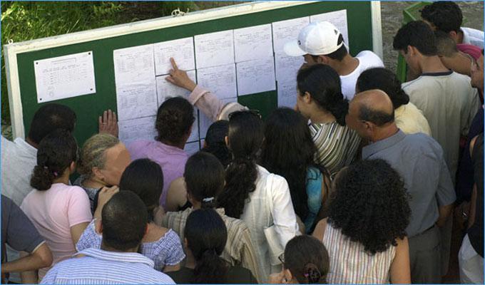 """التوجيه الجامعي : لأول مرة ، الوزارة ترافق الناجحين في """"الباك"""""""