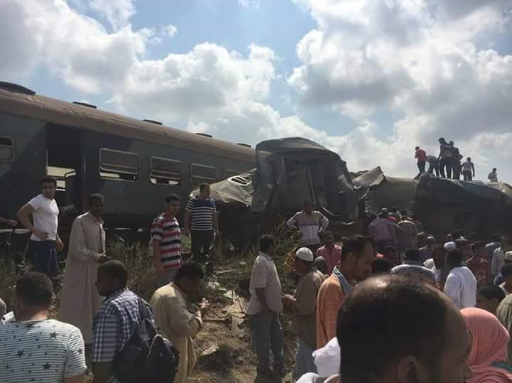 ارتفاع حصيلة حادث الإسكندرية إلى 49 قتيلا وأكثر من 100 جريح