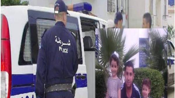 الجزائر: ذبح شرطي حاول منع اغتصاب طفلة.. واصابة زميله بطلق ناري