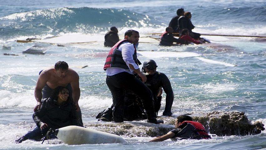 """بسبب ايطاليا وشرطة السواحل الليبية : """"أطباء بلا حدود"""" تعلق عمليات انقاذ المهاجرين"""