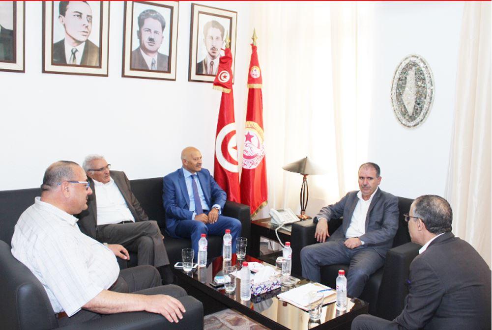 """حركة """"تونس أولا"""" تُطلع الطبوبي على مبادرة ستُطلقها الأسبوع القادم"""