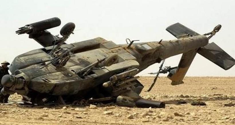 تحطّم طائرة عسكرية مصرية
