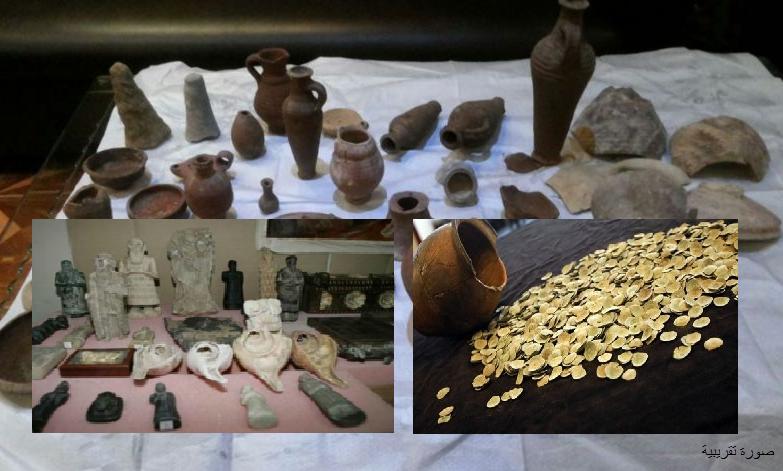 مصادرة تماثيل و150 قطعة نقدية رومانية : الإطاحة بعصابة للاتجار بالآثار في صفاقس!