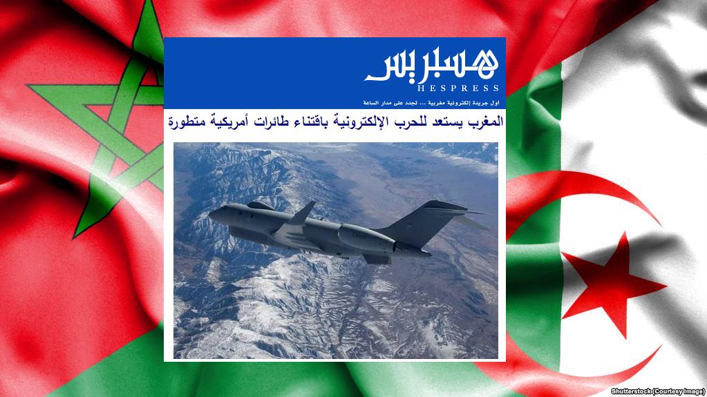 بتمويل سعودي وإماراتي : المغرب يقتني 4 طائرات استخباراتية لمواجهة الجزائر وإسبانيا!