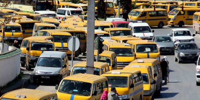 اتحاد التاكسي يُطالب بالترفيع في تعريفةالنقل العمومي غير المنتظم