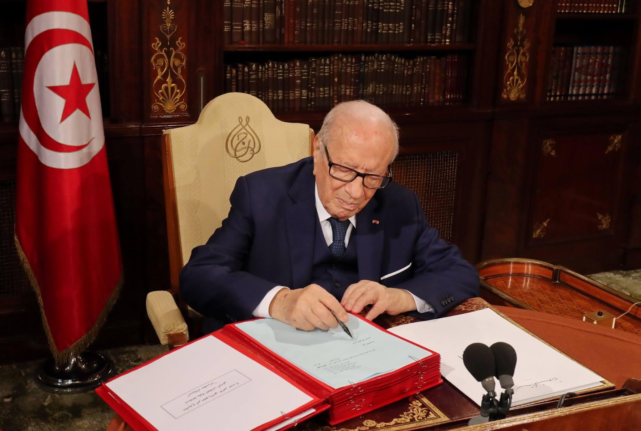 بعفو خاص من رئيس الجمهورية : الافراج عن 459 سجينا