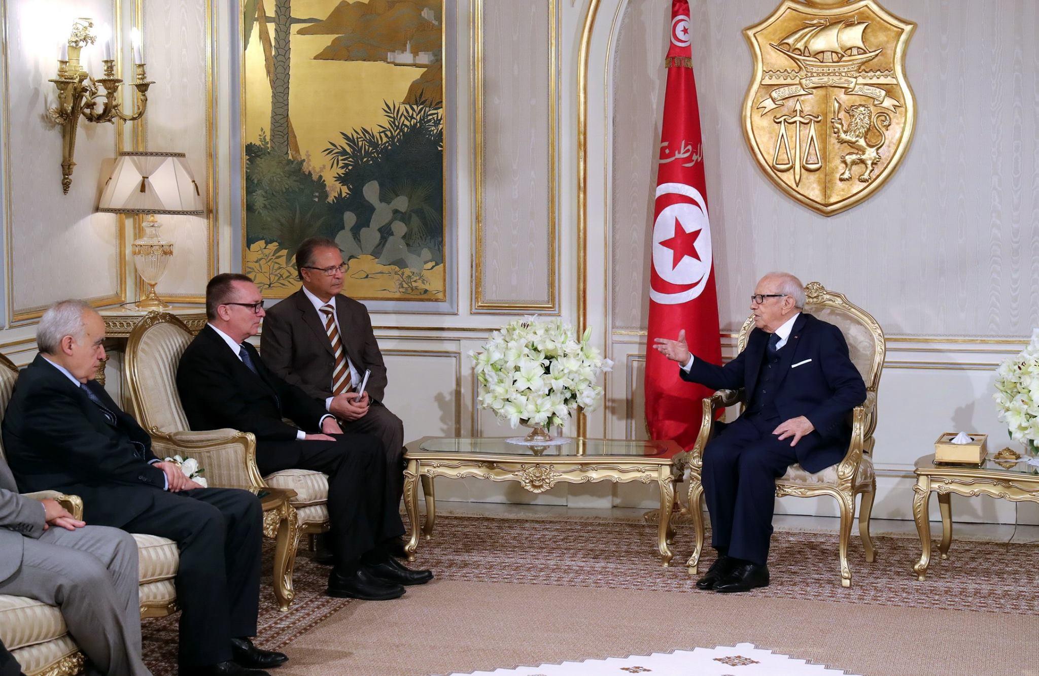 الأمم المتحدة تُثني على دور تونس في إيجاد حلّ سياسي للأزمة الليبية