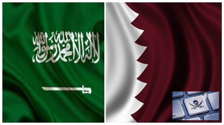 الأزمة بين السعودية وقطر تنتقل إلى قرصنة الحسابات في تويتر