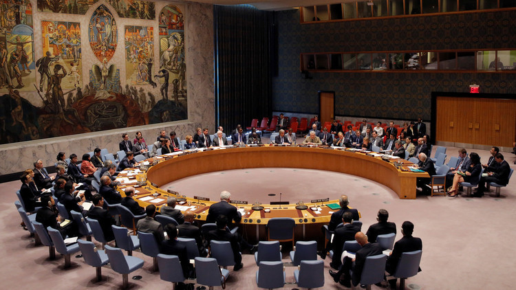 بطلب من فرنسا : جلسة طارئة لمجلس الأمن حول سوريا