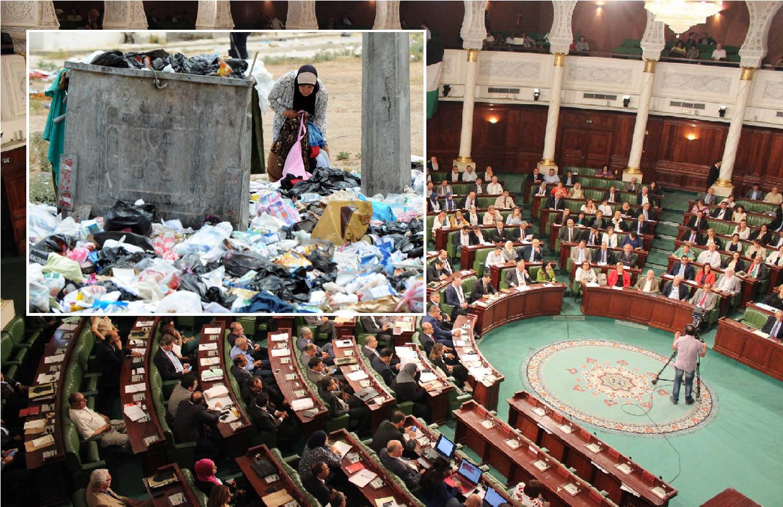 آلاف الأطنان تُلقى في الطبيعة : المصادقة على تشكيل لجنة تحقيق حول التصرّف في النفايات الخطرة