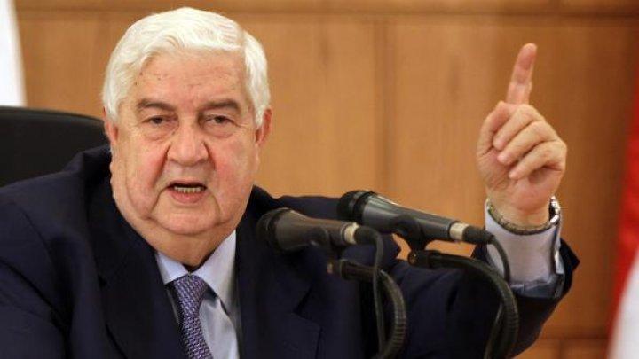 """سوريا تعلن """"تضامنها الكامل"""" مع إيران"""