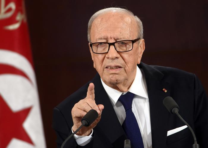 """رئيس الجمهورية : """"الصحافة الأجنبيّة شوّهتنا أكثر من اللاّزم.. ثمّة شكون من تونس يثيرها وأنا نعرفهم"""""""
