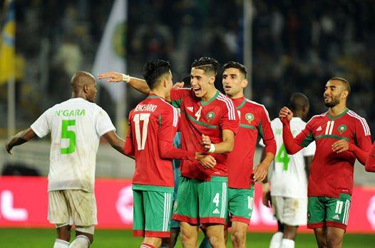 بداية قويّة للمنتخب المغربي في الشان