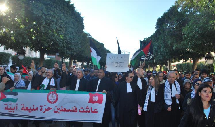 البرلمان : أول اجتماع حول مشروع قانون تجريم التطبيع مع الكيان الصهيوني