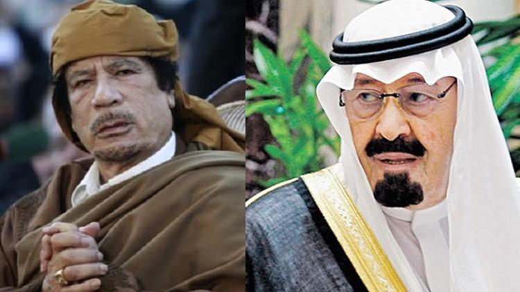 ديبلوماسي ليبي سابق: القذافي نبّه السعوديين من مخطّط قطري ايراني للاستيلاء على الجزيرة العربية