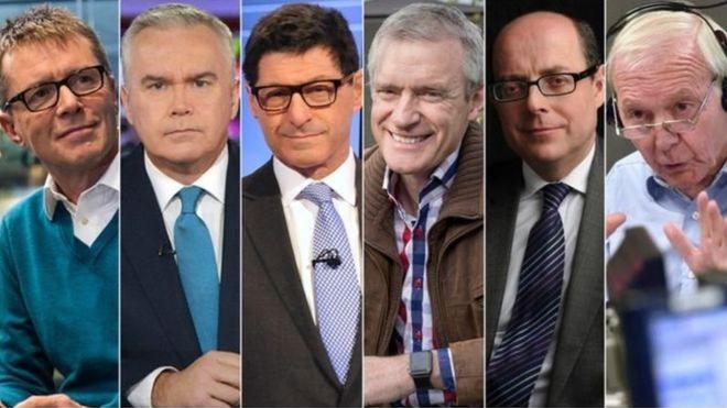 """أعرق المحطات التلفزية : مذيعون في """"بي بي سي"""" يقبلون بخفض رواتبهم للمساواة مع المذيعات"""