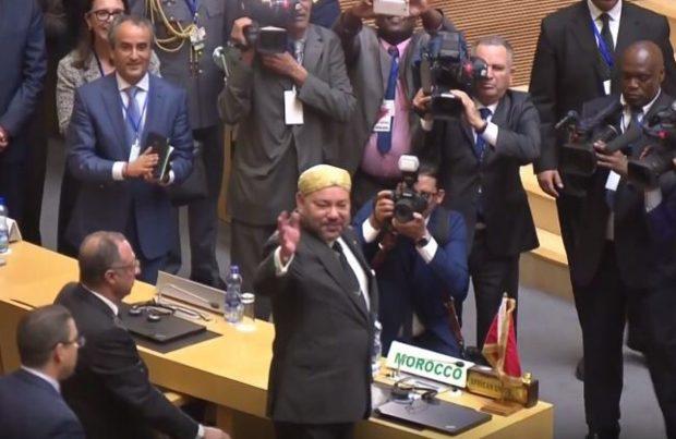 نجاح ديبلوماسي للمغرب سنة بعد عودته للاتحاد الافريقي