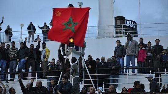 عددهم يُقدّر بالمئات: المغرب يستعيد آخر رعاياه العالقين بليبيا