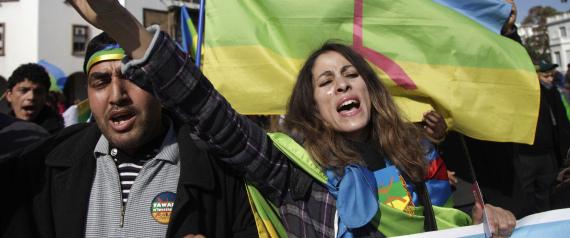 بعد اقرار الجزائر عطلة رأس السنة الأمازيغية : أمازيغ المغرب يتحرّكون