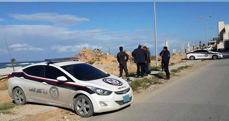 جريمة فظيعة في طرابلس : قتل زوجته وحرق رأسها وقطع أوصالها ورماها للكلاب!