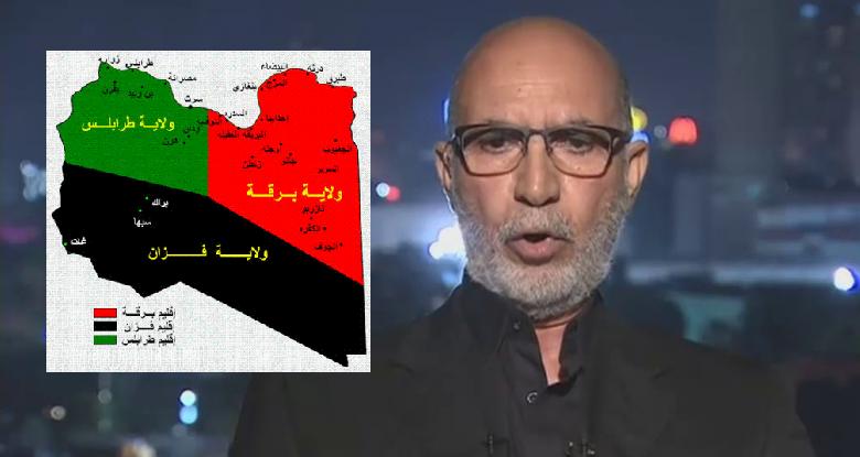 دبلوماسي ليبي سابق يُحذّر من تقسيم ليبيا وانفصال جنوبها