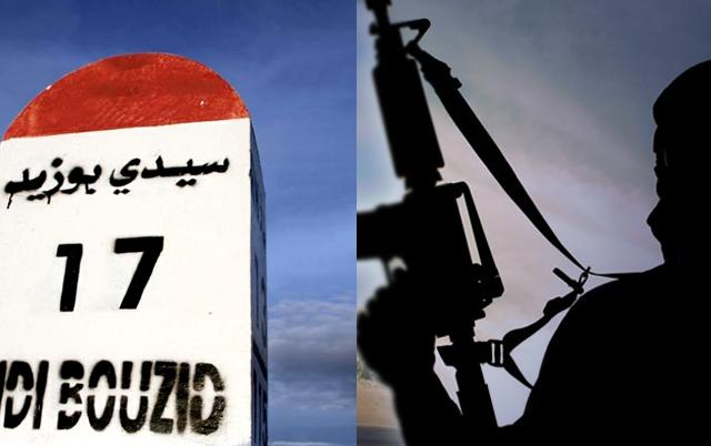 سيدي بوزيد: إرهابيان يُحيلان مُواطنا على الإنعاش !
