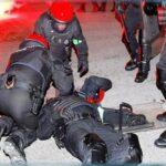 وفاة ضابط شرطة اسباني في أحداث شغب بملعب بلباو