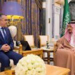 في لقاء مفاجئ: لطفي ابراهم عند ملك السعودية