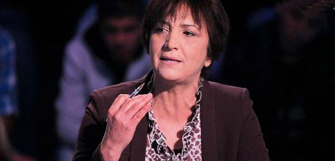 """سامية عبّو : """"سوّدولنا وجوهنا في العالم.. يسوّد وجوههم"""" (فيديو)"""