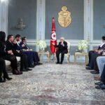رئيس الجمهورية يلتزم بدعم حرية الصحافة وتحسين ظروف عمل الصحافيين