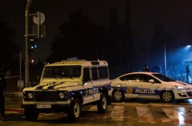 هجوم انتحاري على سفارة أمريكا بمونتينيغرو