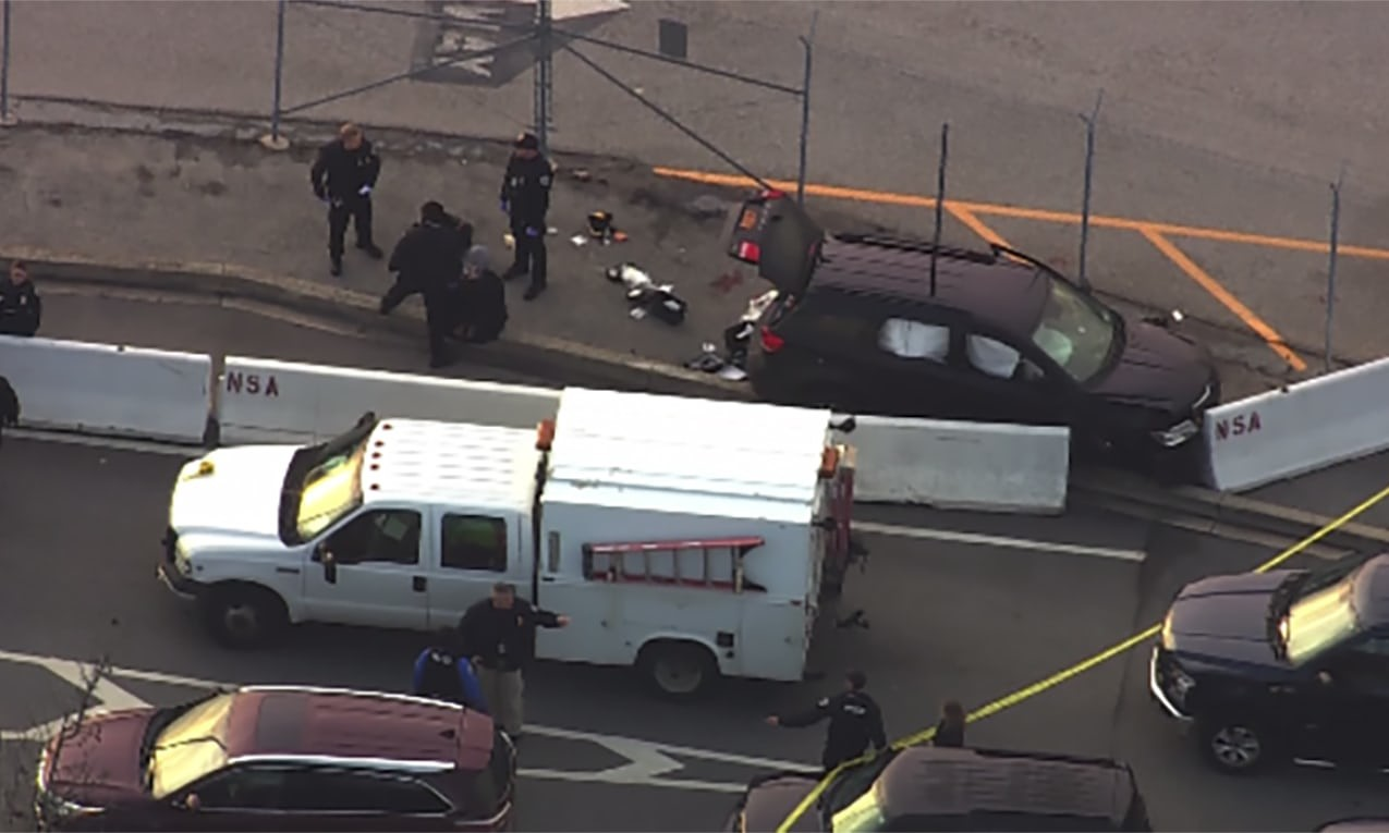 ماريلاند/أمريكا : جرحى في إطلاق نار قرب مقرّ وكالة الأمن القوميّ