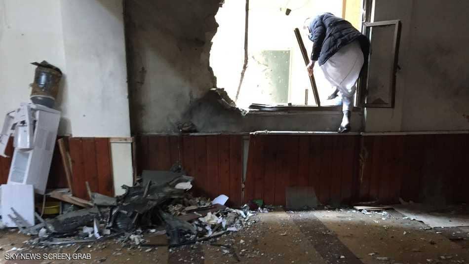 بنغازي – ليبيا : قتيل و62 جريحا في تفجير استهدف مسجدا (صور)