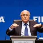 بلاتر يدعم المغرب لاستضافة مونديال 2026