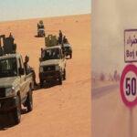 برج الخضراء: إيقاف جزائري اجتاز الحدود التونسية-الليبية خلسة