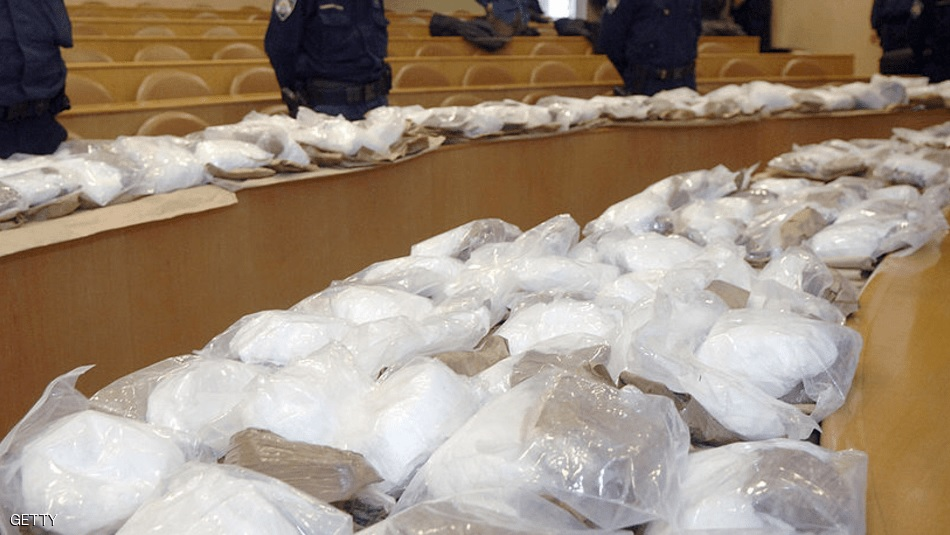 المغرب: حجز نصف طنّ من الكوكايين قادمة من أمريكا اللاتينية