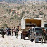 وزارة الدفاع تُذكّر بمناطق العمليات العسكرية