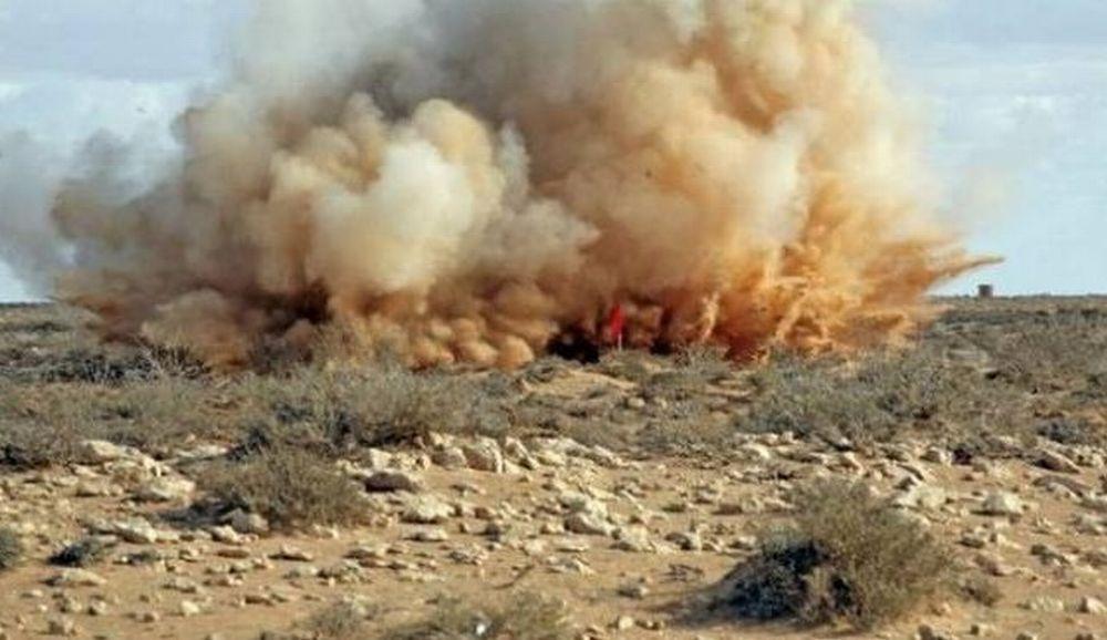 الشعانبي : انفجار يهزّ المنطقة العسكرية المُغلقة