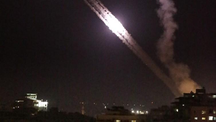 غارات جويّة إسرائيلية على قطاع غزّة