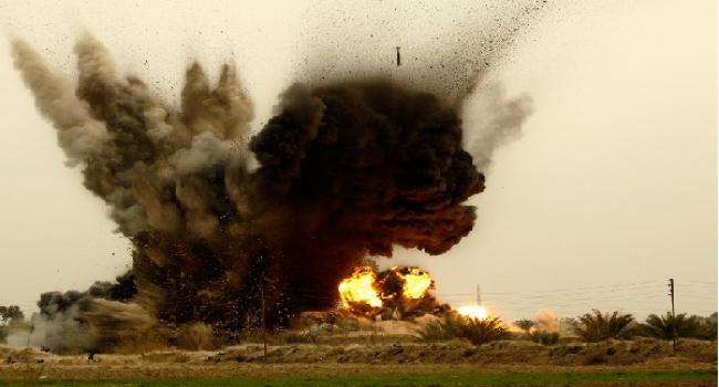 الشعانبي : بتر ساق شابّ في انفجار لغم