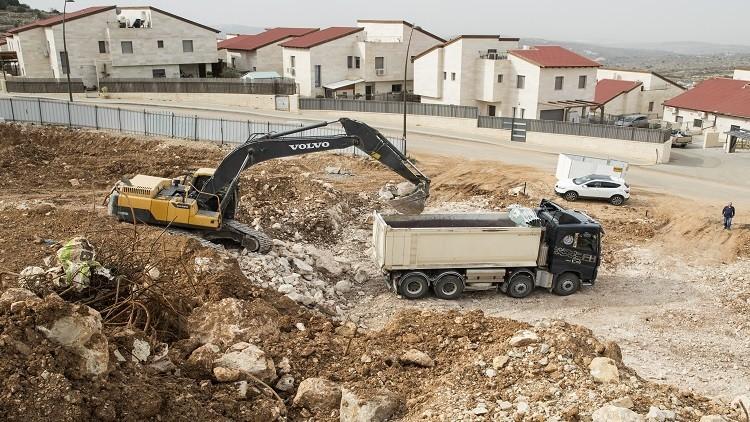 """بعد """"هدنة"""" دامت 25 عاما: إسرائيل تعود لبناء المستوطنات"""