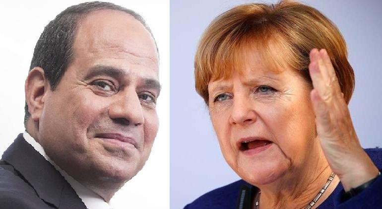 إجراء مفاجئ : ألمانيا تُرحّل لأوّل مرة 100 مصري