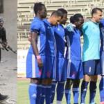 للمطالبة بالإفراج عن موقوف : مجهولون يحتجزون لاعبي نادي الاتحاد في مصراتة