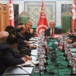 اجتماع رؤساء الكتل: جدل واسع في البرلمان بسبب قاضية