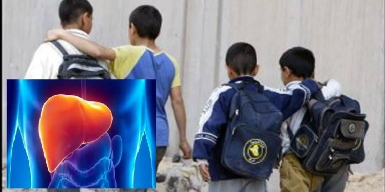 منوبة: إصابة 3 تلاميذ بالتهاب الكبد الفيروسي