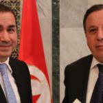 الجهيناوي يتسلّم أوراق اعتماد سفير العراق بتونس