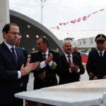 صور: الشاهد يُدشّن النصب التذكاري لشهداء ملحمة بن قردان