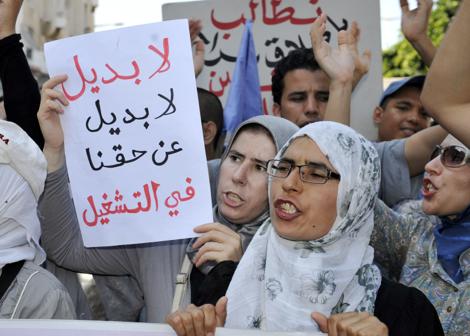 إحصائيّات تؤكّد: في تونس البطالة مؤنّثة بامتياز